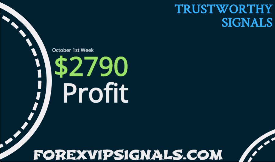 First forex signals