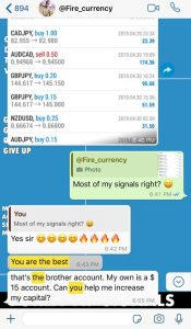 forex trading signals provider