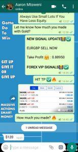 live trading signals
