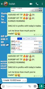 free forex trading signals daily