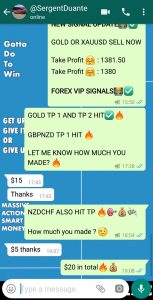 free forex signals online with real time