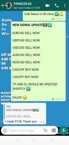 xauusd trading signals