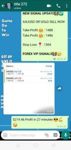 signal forex