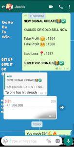 free vip forex signal