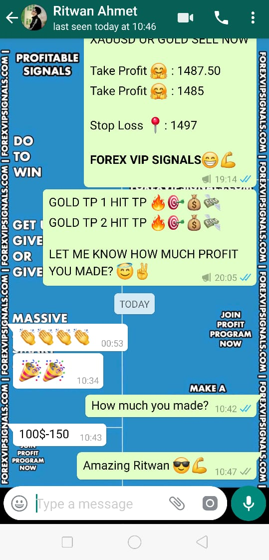 trading signals forex