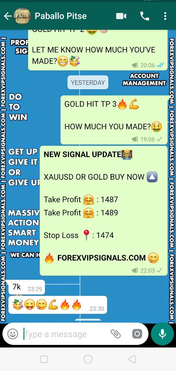free forex signals uk