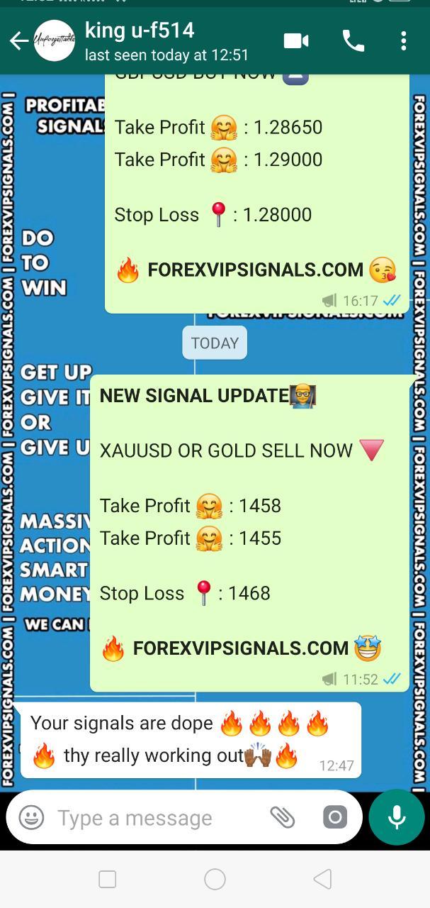 best forex signal provider 2019
