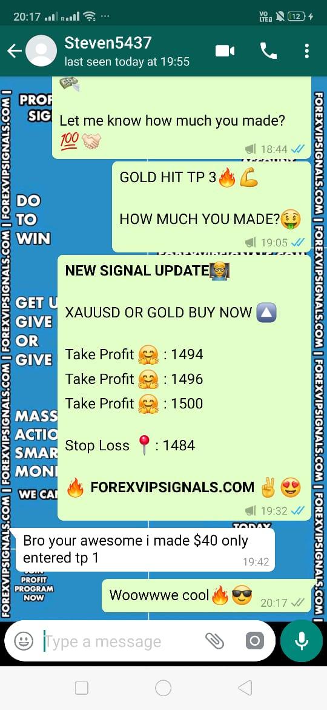 vip signal forex