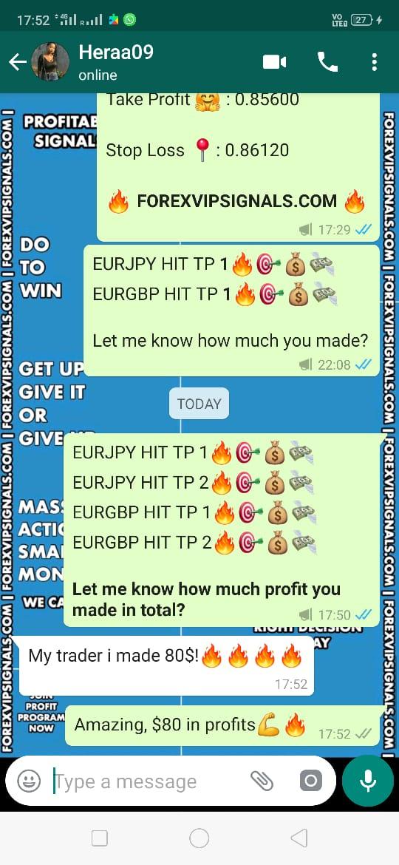 live forex signals telegram
