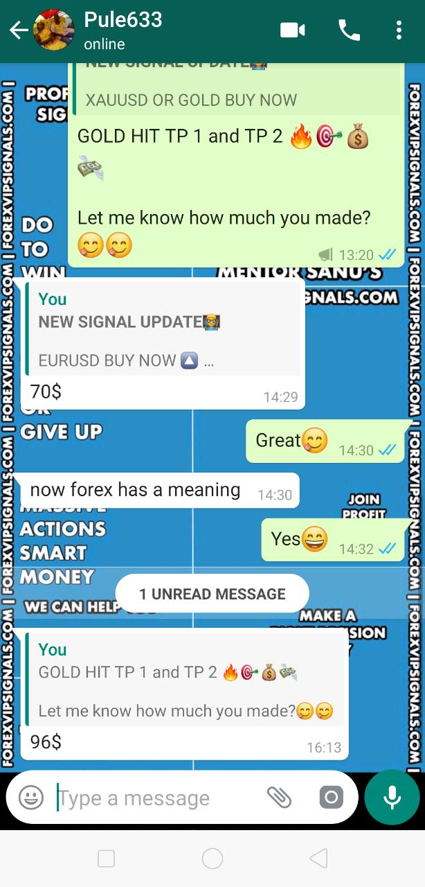 trading signal online