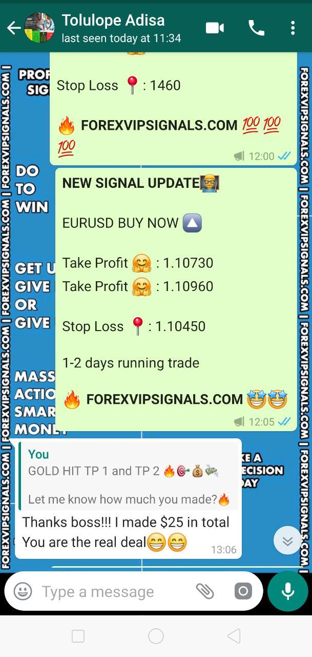 best forex signals provider