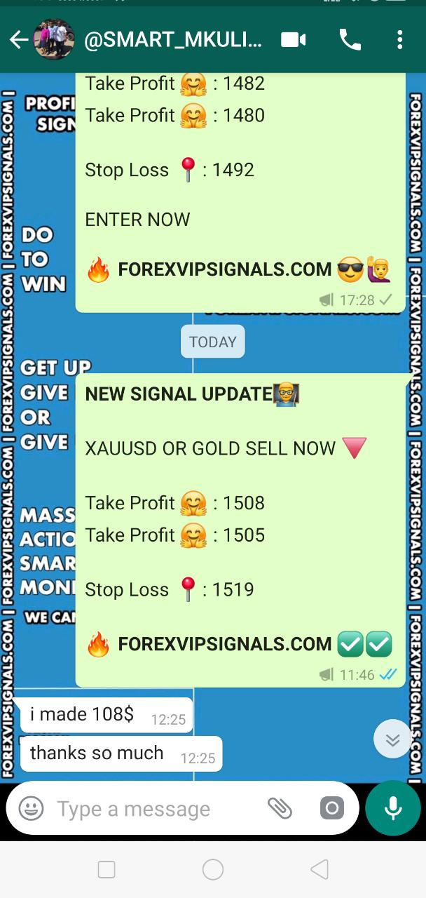 forex vip signals review