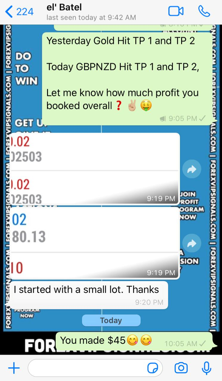 best forex scalping signals with forex vip signals
