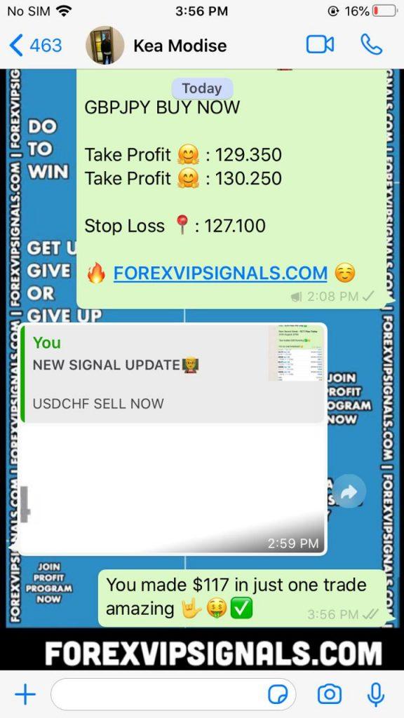 forex signals online by forex vip signals