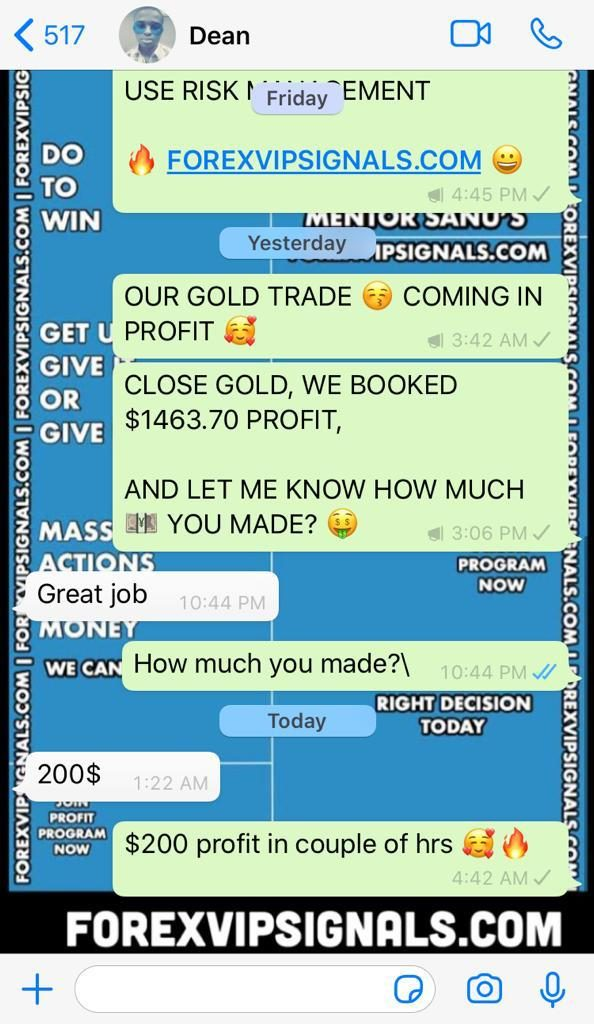 signal trading with forex vip signals