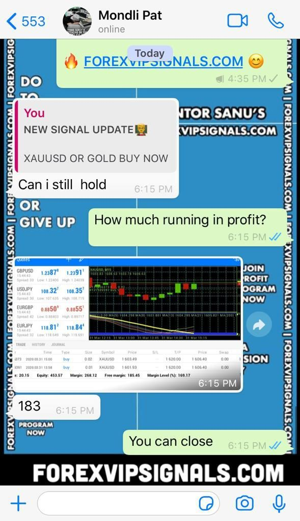 trading signal free with forex vip signals