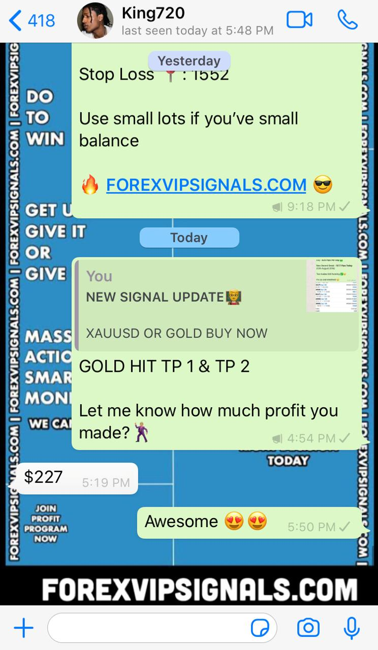 free signals forex with forex vip signals