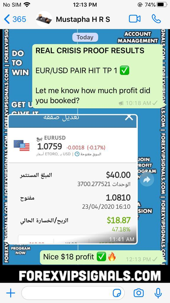 fx signal by forex vip signals