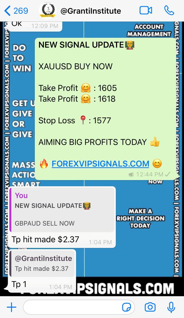 online forex signals by forex vip signals