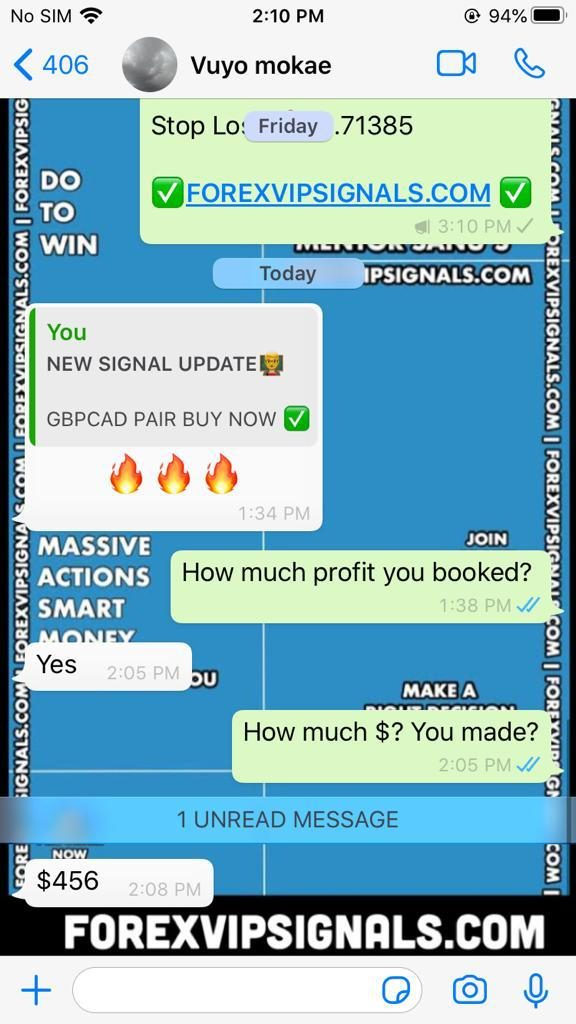 vip signals by forex vip signals