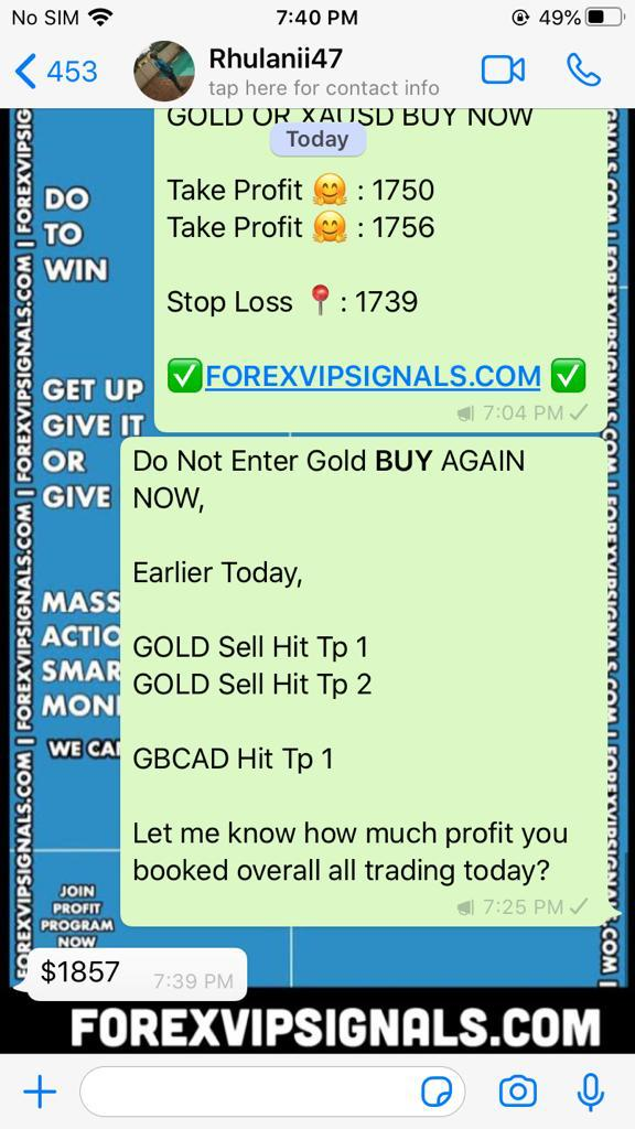 accurate free forex signals by forex vip signals