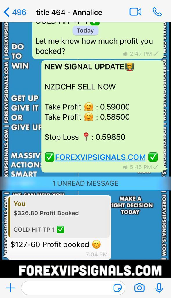 forex signal with forex vip signals
