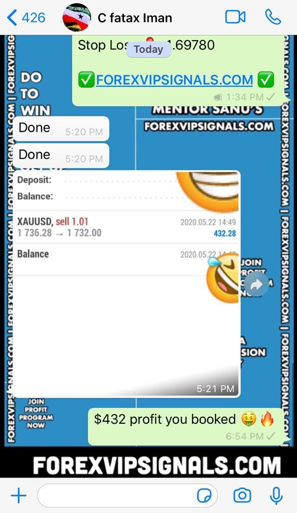 genuine forex signals by forex vip signals