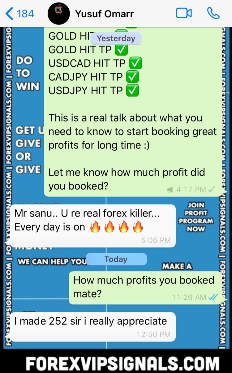 accurate signals with forex vip signals