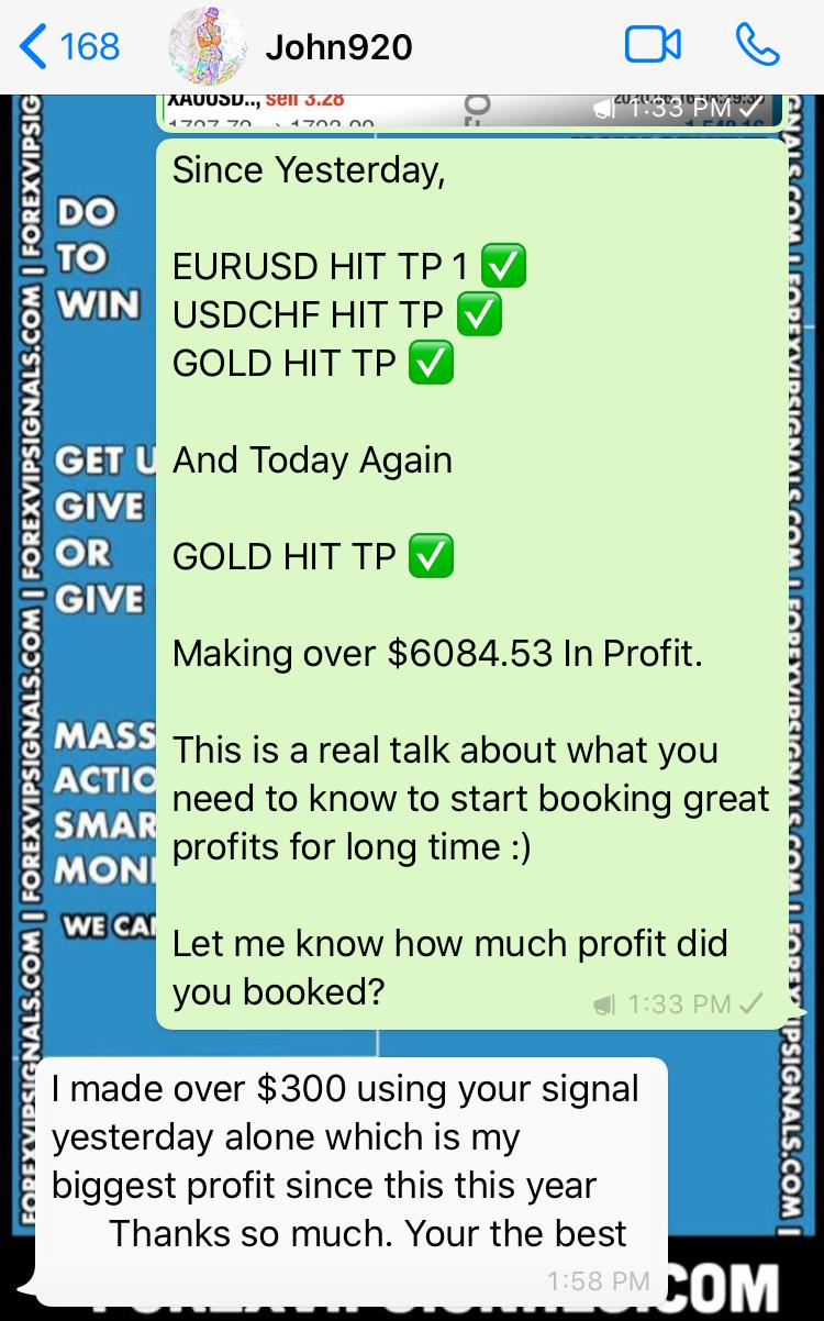 honest trading signals by forex vip signals