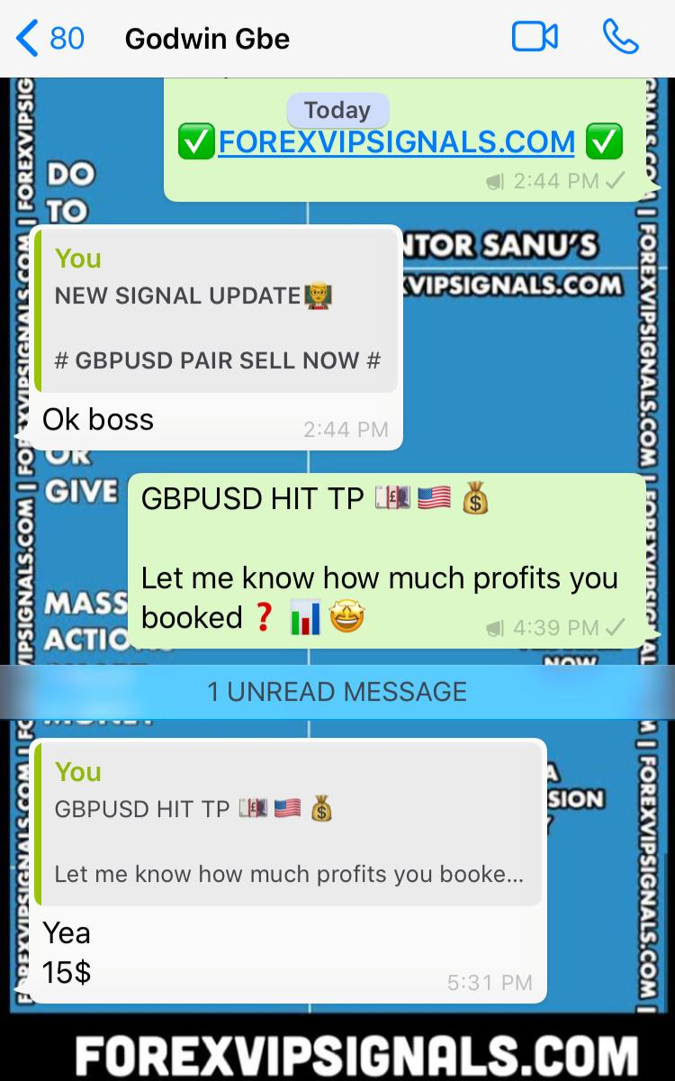 forex signal performance by forex vip signals