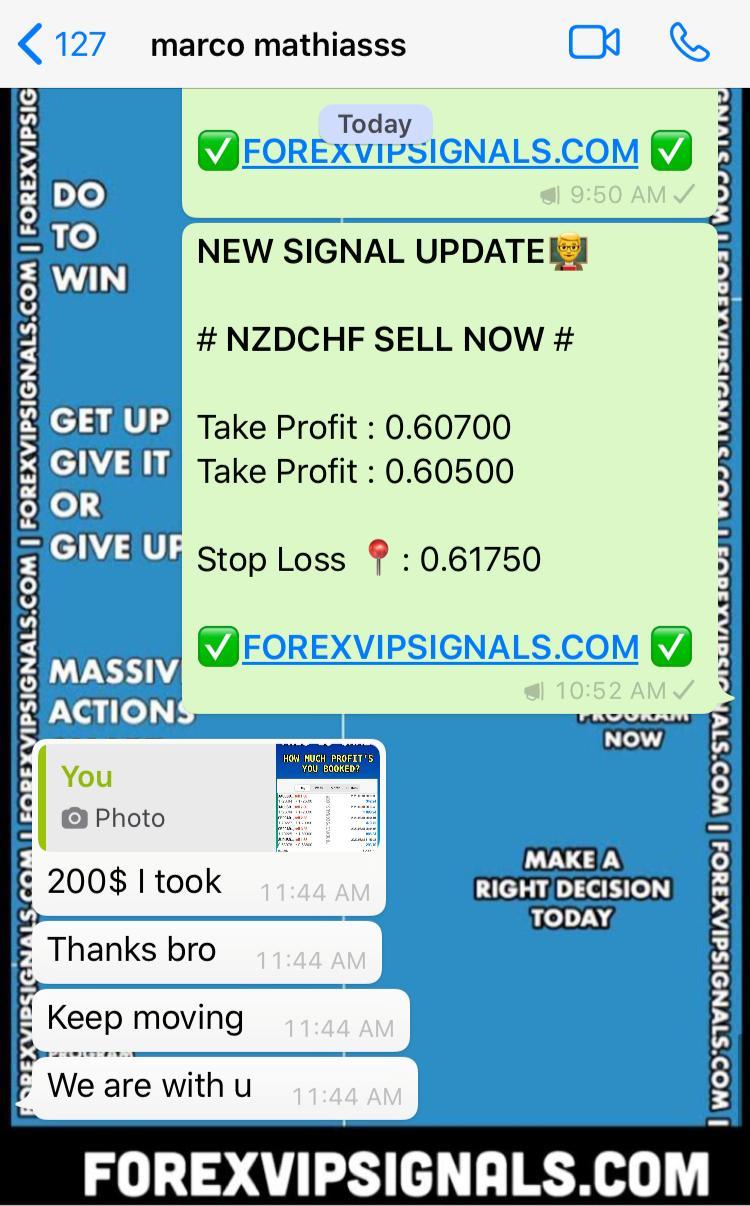 forex signal testimonials by forex vip signals