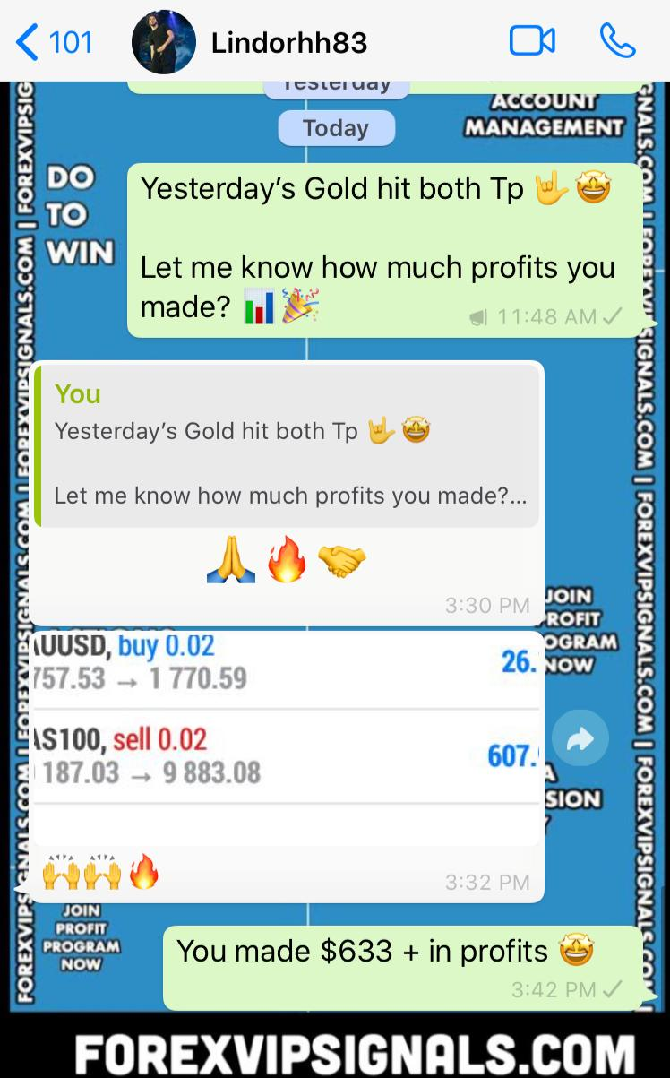 forex signals reviews by forex vip signals