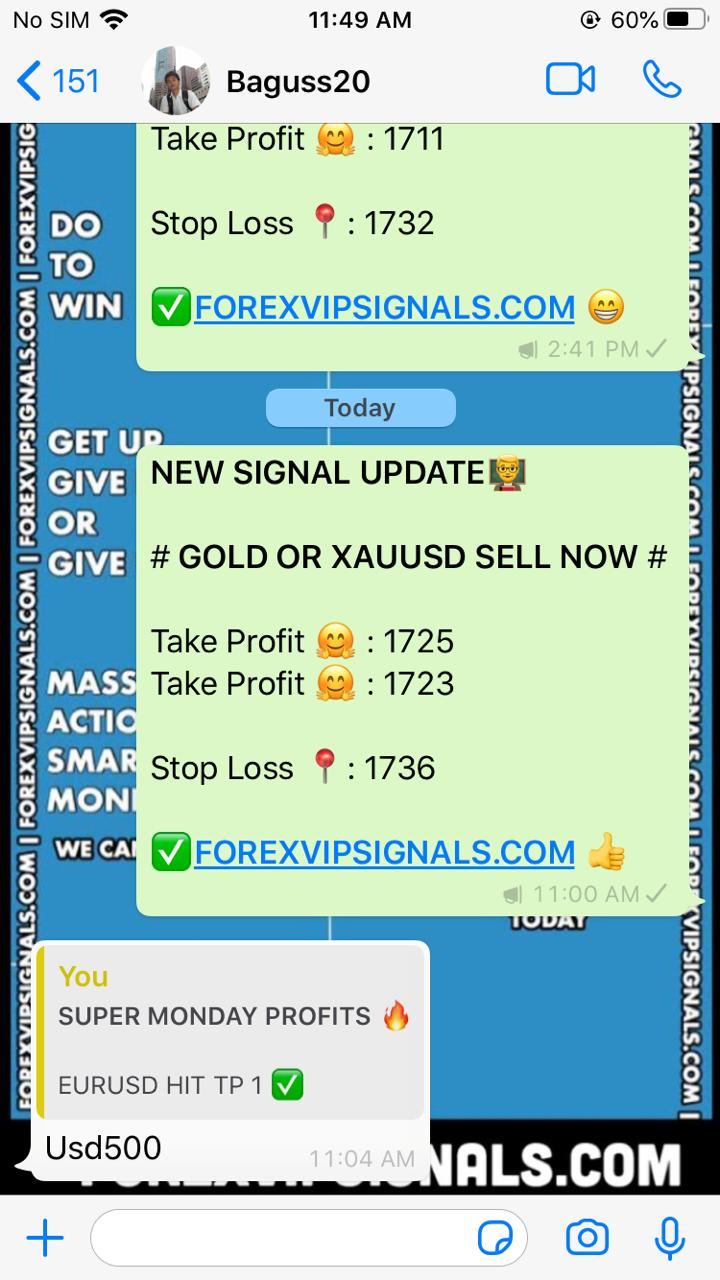 free forex signal by forex vip signals
