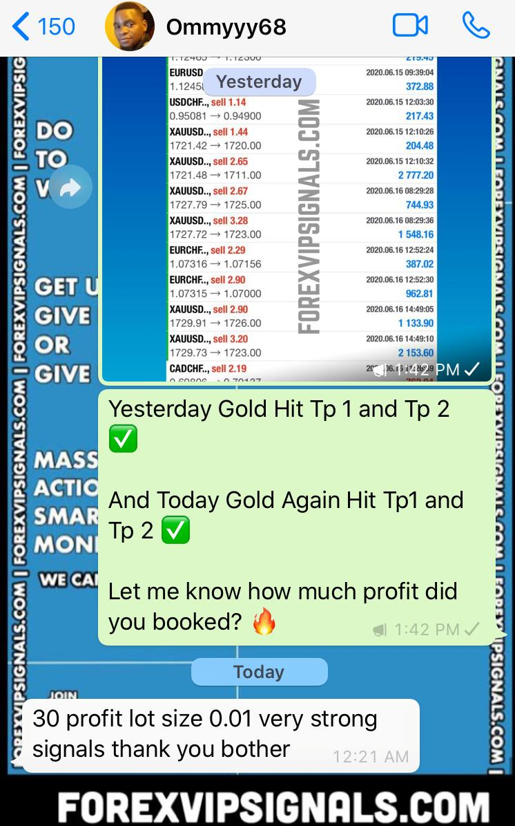 whatsapp forex trading with forex vip signals