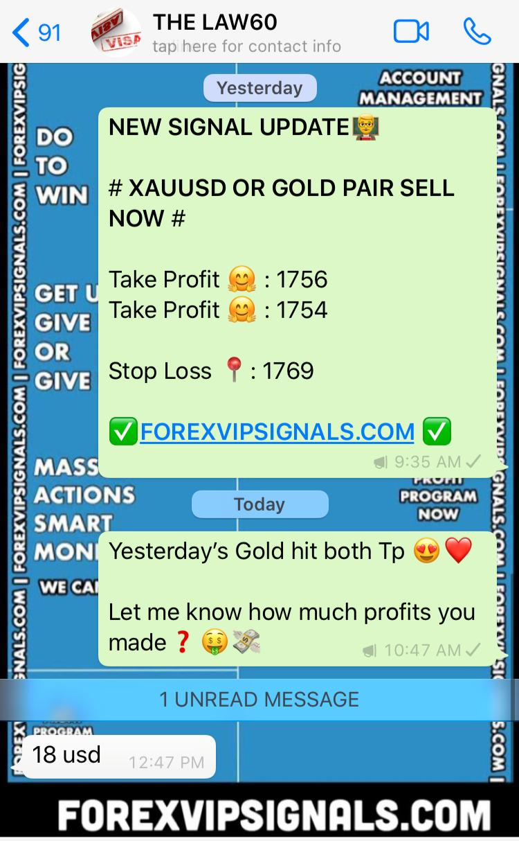 fx trading signal with forex vip signals