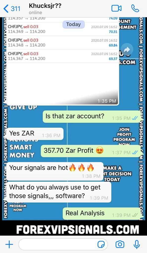 authentic forex signals by forex vip signals