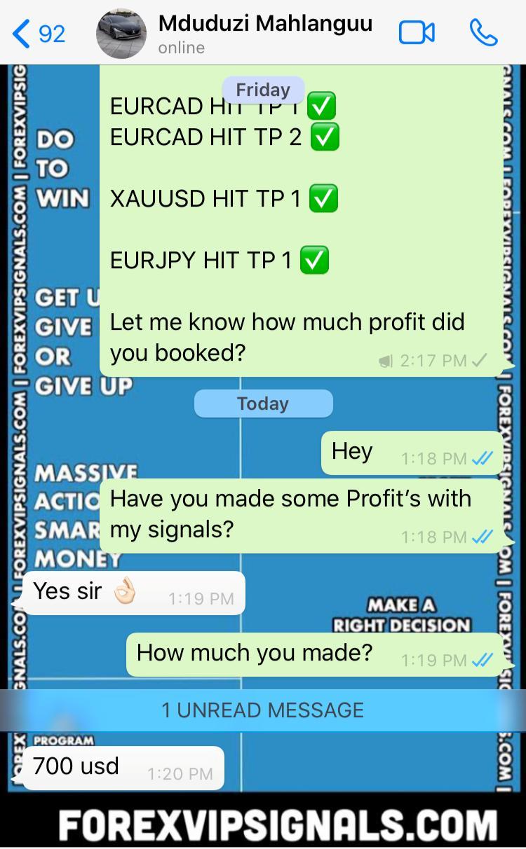 best free forex signals whatsapp with forex vip signals
