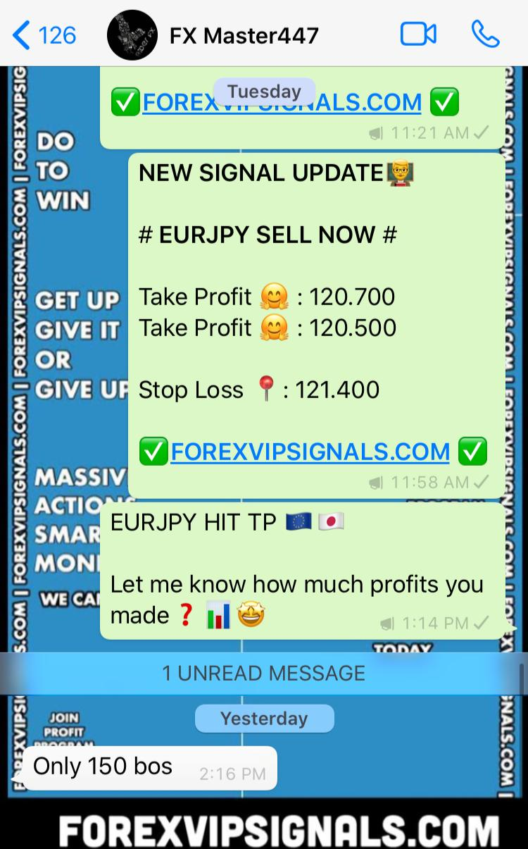 free vip forex signal by forex vip signals
