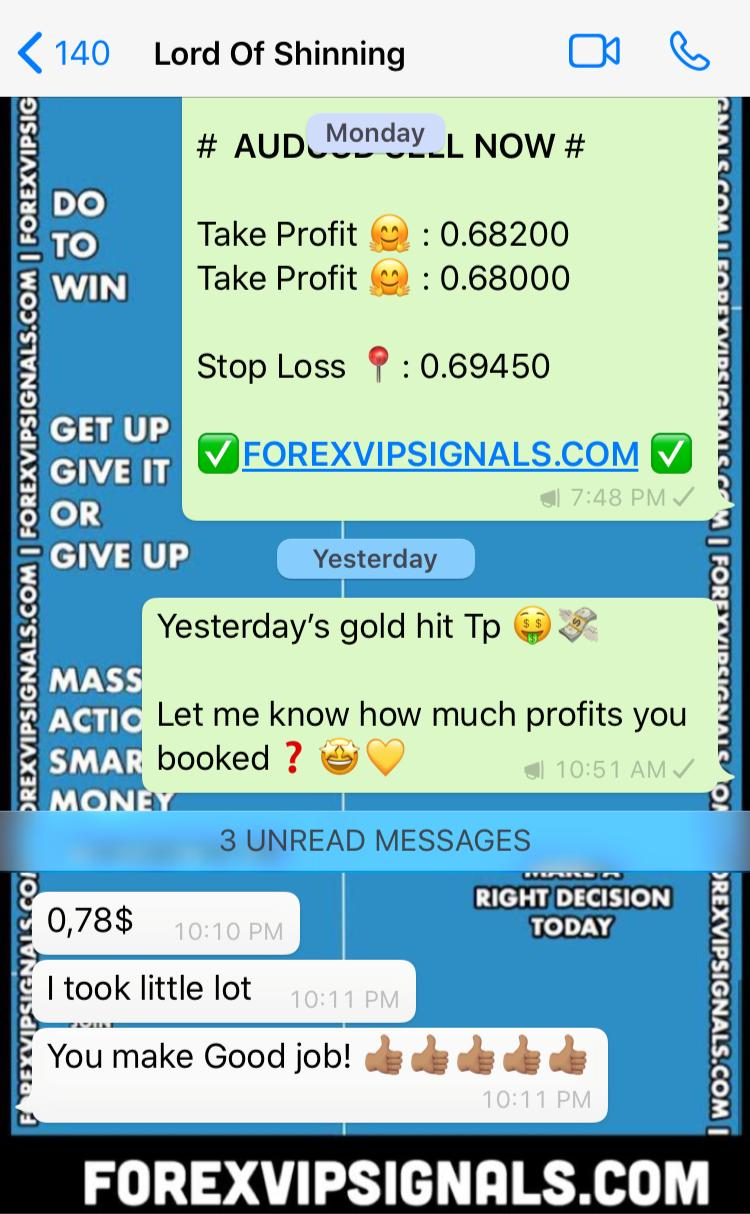trade signal online with forex vip signals
