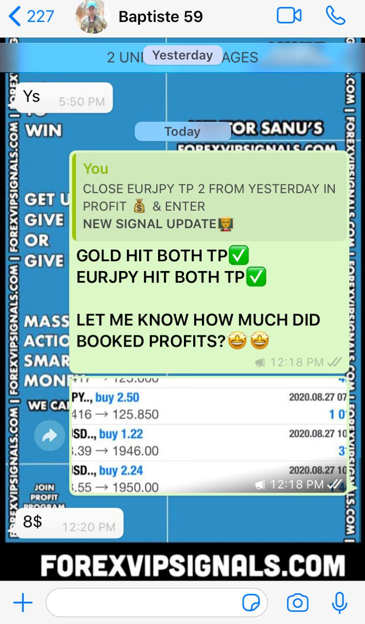 forex signals free with forex vip signals