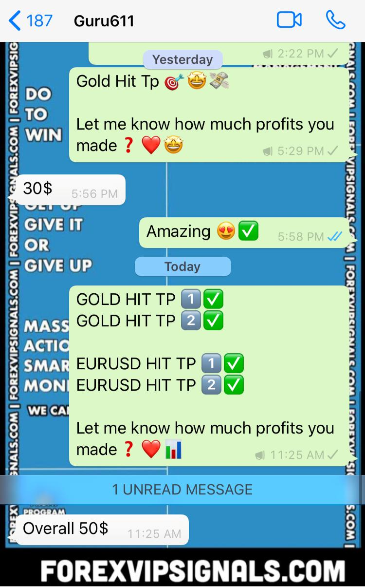 forex signals performance by forex vip signals