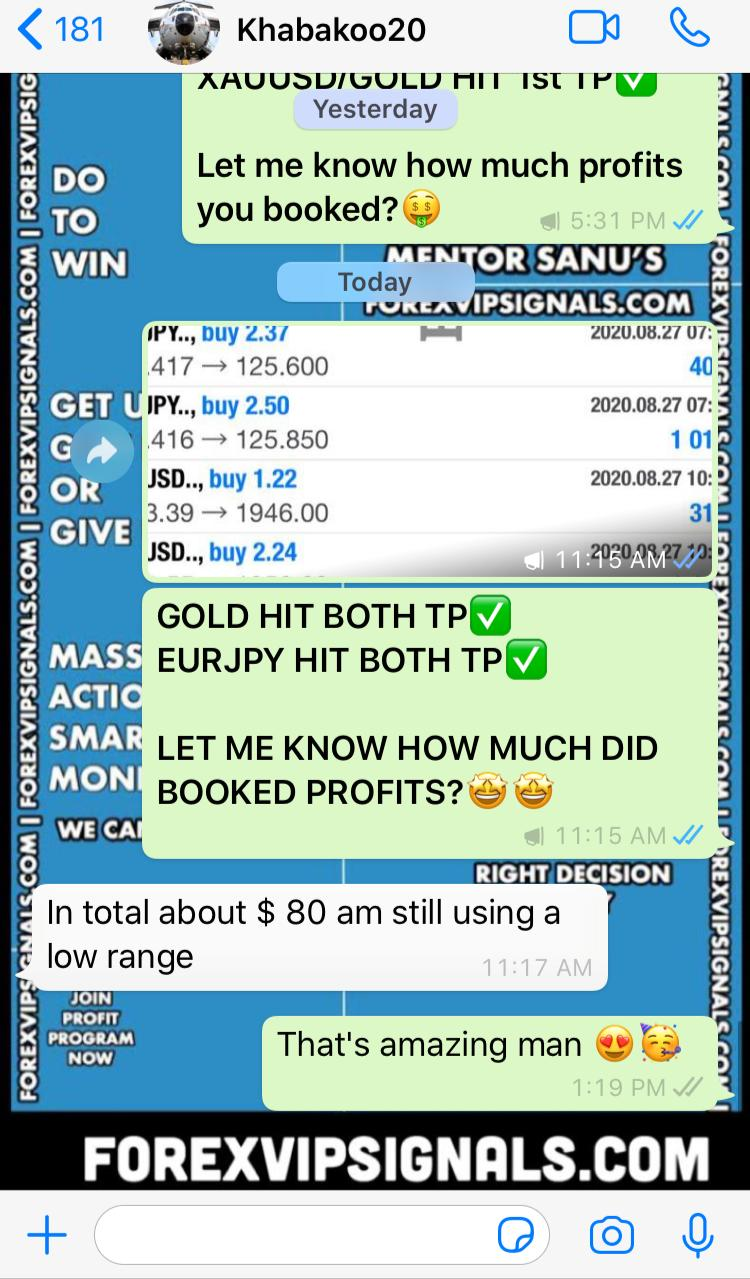 forex signals vip by forex vip signals