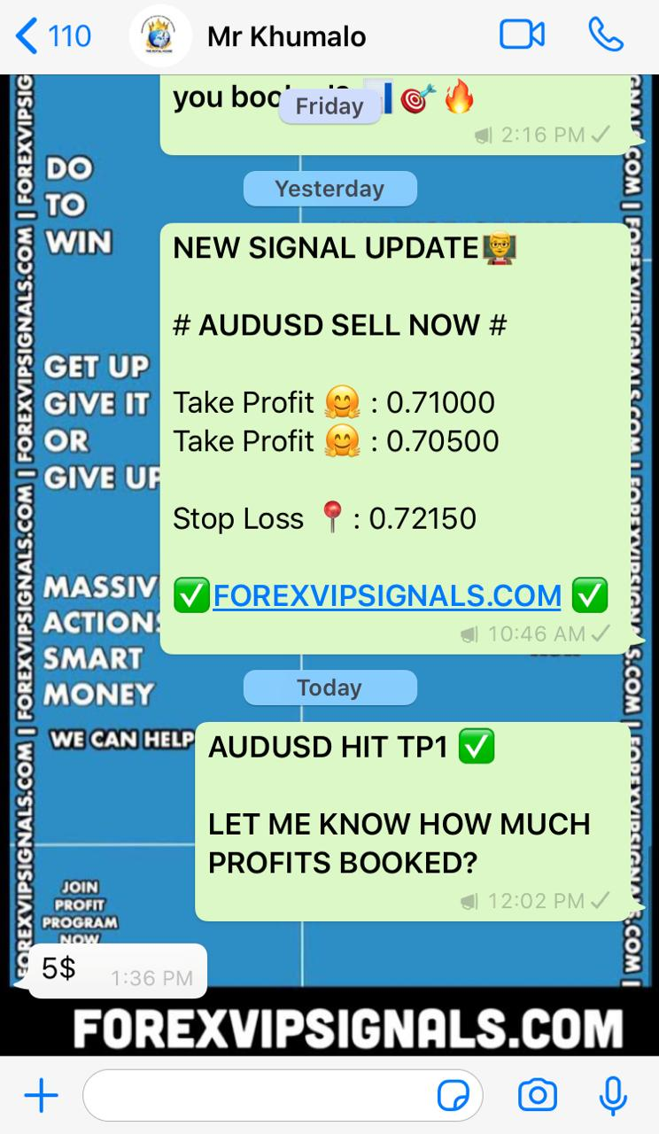 online vip signals with forex vip signals