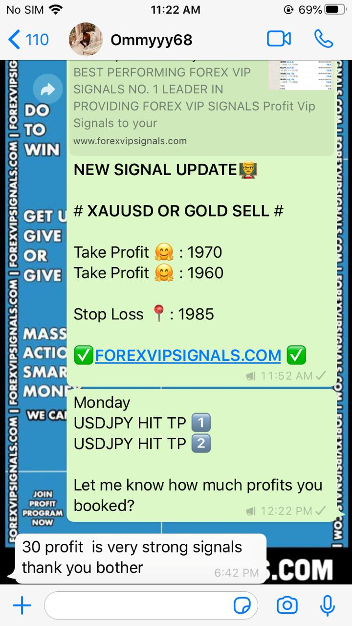 forex signals by forex vip signals