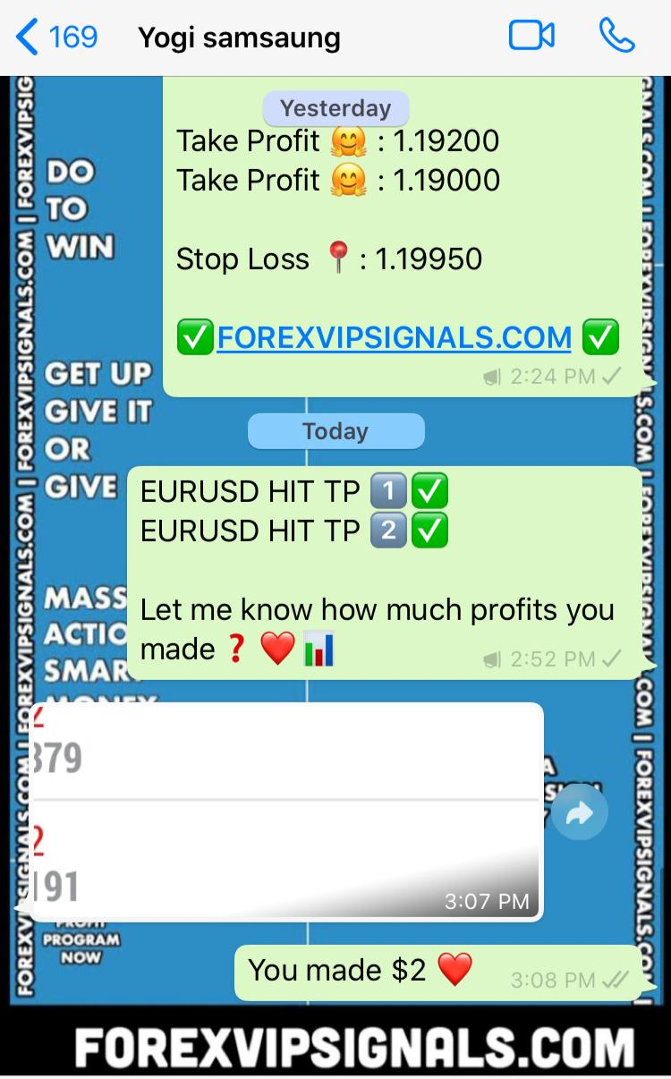 perfect forex signals by forex vip signals