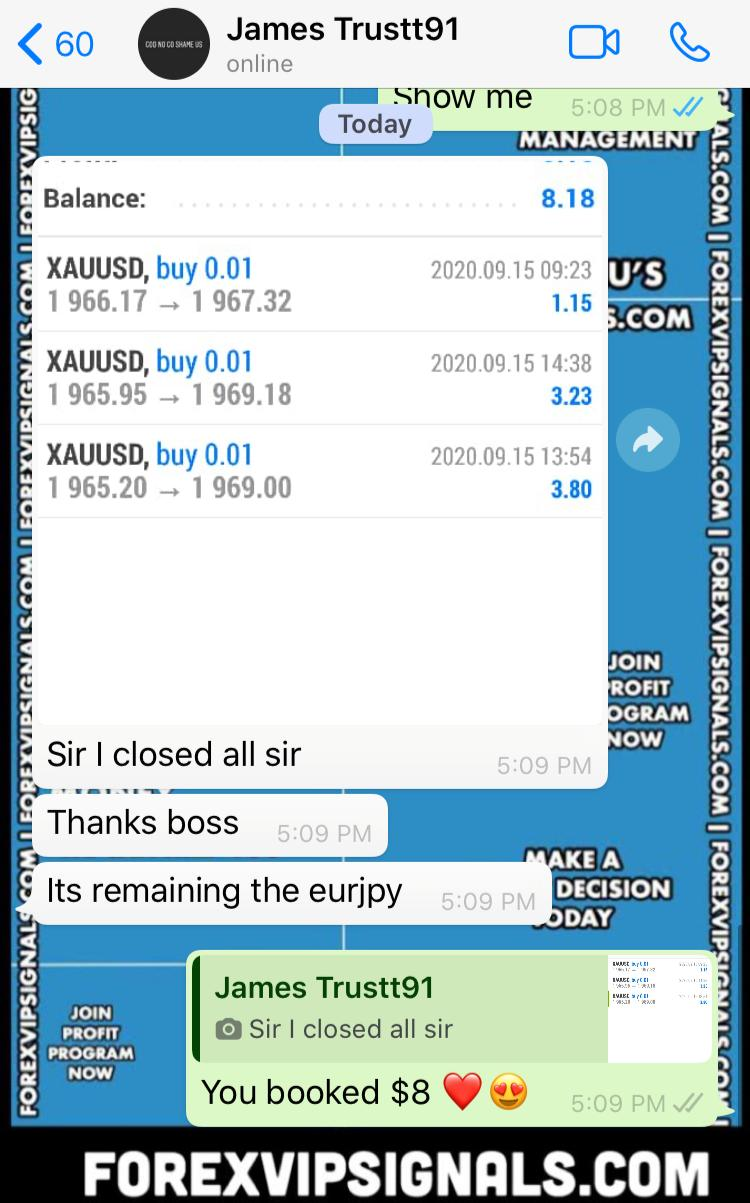 forex trading signals daily by forex vip signals