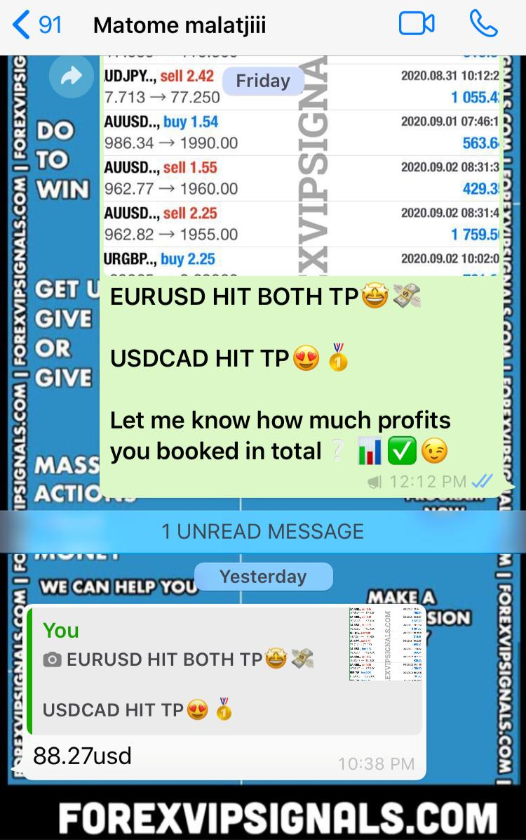 perfect forex signals with forex vip signals