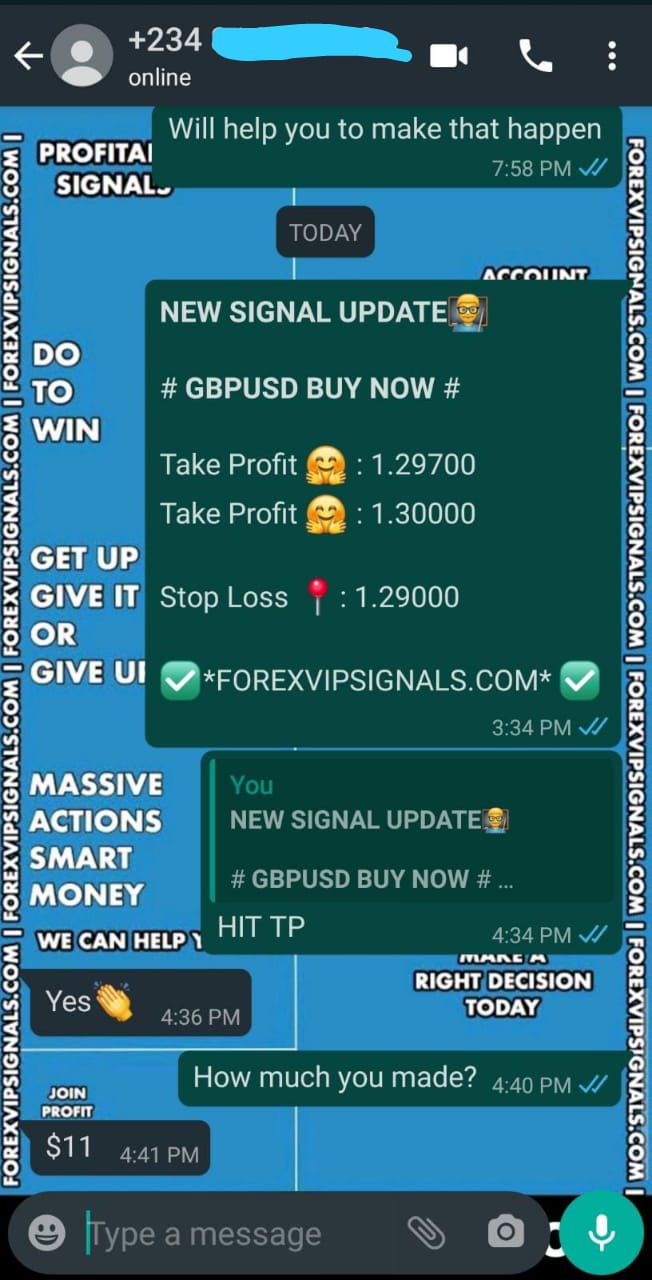profit forex signals with forex vip signals