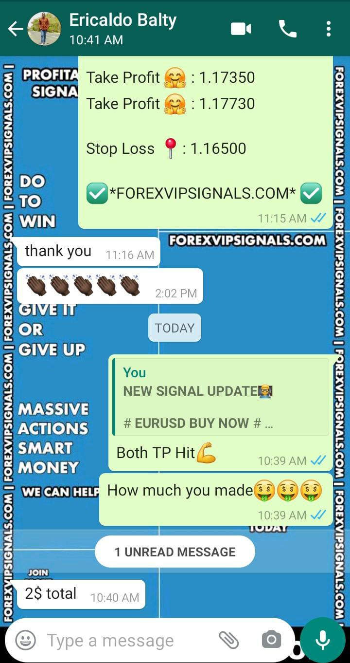buy forex signals with forex vip signals