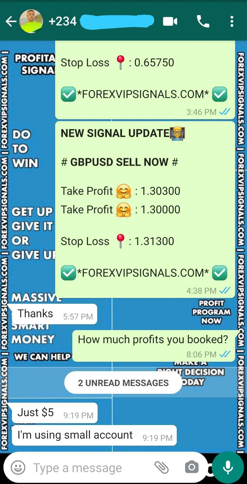 currency signals with forex vip signals